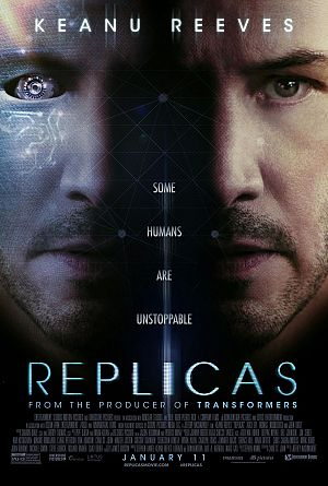"""Replicas"" Box Office Tippspiel"