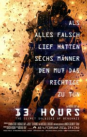 Alle Infos zu 13 Hours - The Secret Soldiers of Benghazi