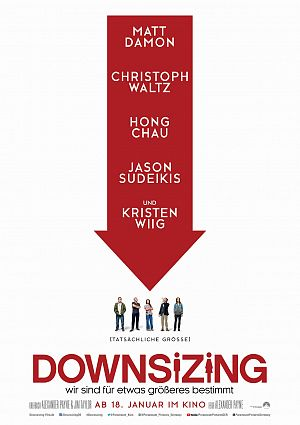 News zum Film Downsizing