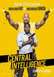 Alle Infos zu Central Intelligence