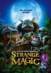 Alle Infos zu Strange Magic