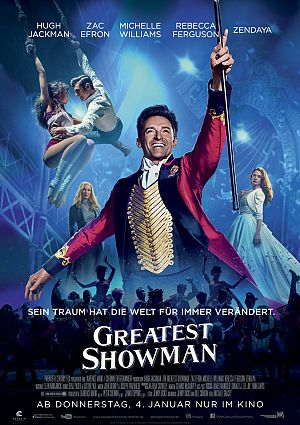 Alle Infos zu Greatest Showman