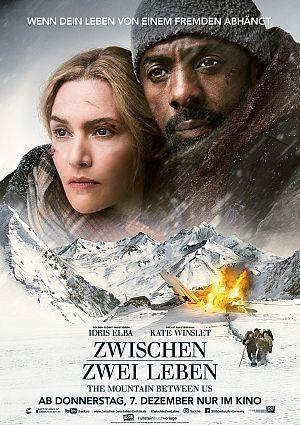 Alle Infos zu Zwischen zwei Leben - The Mountain Between Us