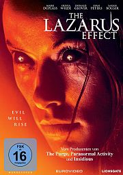 Alle Infos zu The Lazarus Effect