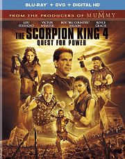 Alle Infos zu The Scorpion King 4 - Der verlorene Thron