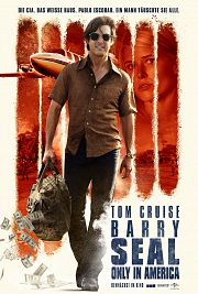 Alle Infos zu Barry Seal - Only in America