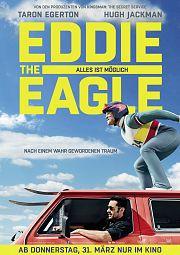 Alle Infos zu Eddie the Eagle - Alles ist möglich