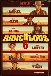 Alle Infos zu The Ridiculous 6