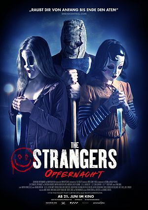 News zum Film The Strangers - Opfernacht