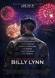 Alle Infos zu Die irre Heldentour des Billy Lynn
