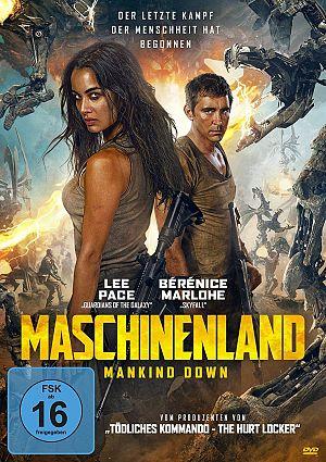 Alle Infos zu Maschinenland - Mankind Down