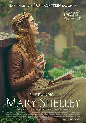News zum Film Mary Shelley
