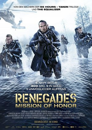 Alle Infos zu Renegades - Mission of Honor