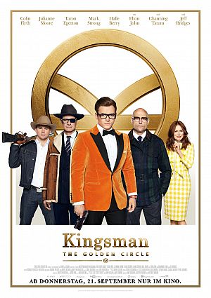 Kritik zu Kingsman - The Golden Circle