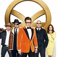 "Neues ""Kingsman 2""-Poster & doppelt charmante TV-Spot-Action"
