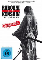 Alle Infos zu Rurouni Kenshin - The Legend Ends