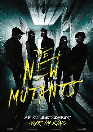 Alle Infos zu The New Mutants