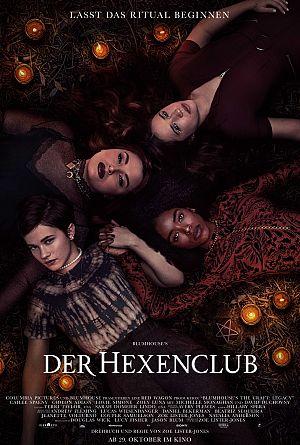 Alle Infos zu Blumhouse's Der Hexenclub