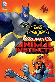 Alle Infos zu Batman Unlimited - Animal Instincts