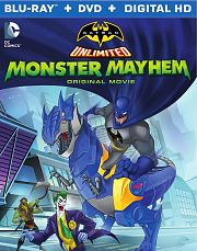 Batman Unlimited - Monster Chaos