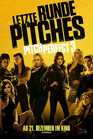 Alle Infos zu Pitch Perfect 3