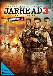 Alle Infos zu Jarhead 3 - Die Belagerung
