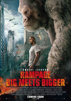 Kritik zu Rampage - Big Meets Bigger