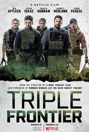 Triple Frontier Film-News