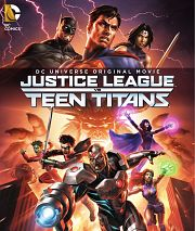 Alle Infos zu Justice League vs. Teen Titans
