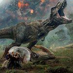 """""""Jurassic World 2"""" möglichst animatronisch - Stand bei """"Indiana Jones 5"""""""
