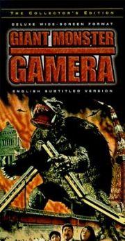 Alle Infos zu Gamera - Frankensteins Monster aus dem Eis