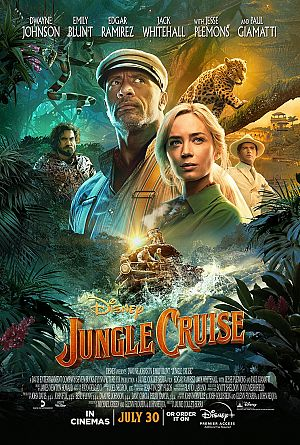 Alle Infos zu Jungle Cruise