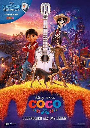 Alle Infos zu Coco - Lebendiger als das Leben!