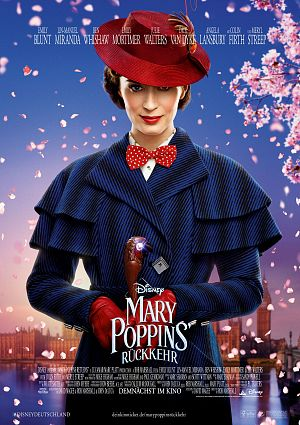 Mary Poppins' Rückkehr Film-News