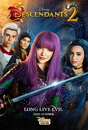 Alle Infos zu Descendants 2