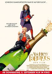 Alle Infos zu Absolutely Fabulous - Der Film