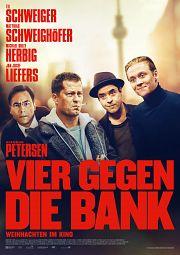 Alle Infos zu Vier gegen die Bank