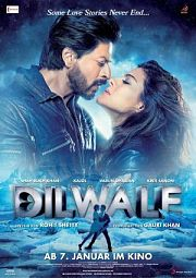 Alle Infos zu Dilwale