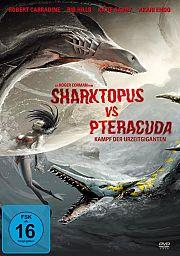 Alle Infos zu Sharktopus vs. Pteracuda - Kampf der Urzeitgiganten