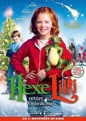 Alle Infos zu Hexe Lilli rettet Weihnachten