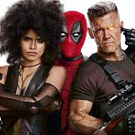 "Göttlich: Ryan Reynolds teilt ""Deadpool 2""-Poster mit Cable"