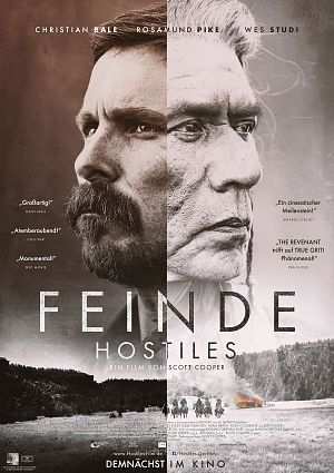 News zum Film Feinde - Hostiles