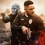 "Fantasy-Action mit Will Smith: Hier der neue Trailer zu ""Bright"" + Start!"