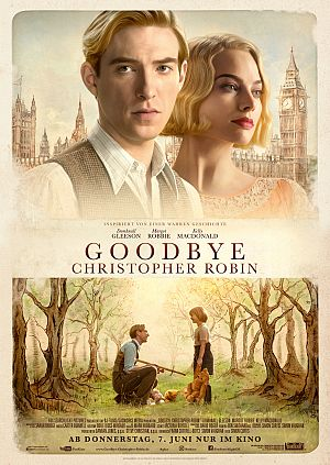 Alle Infos zu Goodbye Christopher Robin