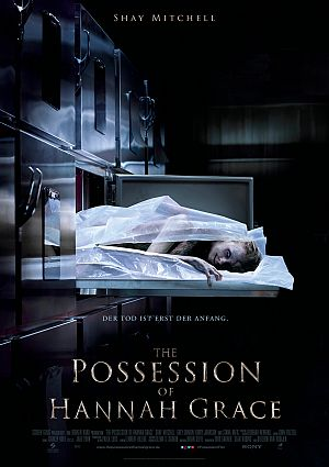 Alle Infos zu The Possession of Hannah Grace