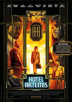 Alle Infos zu Hotel Artemis