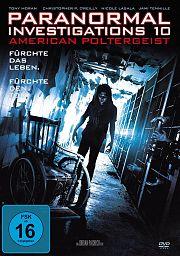 Paranormal Investigations 10 - American Poltergeist