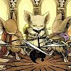 "So schade drum: Demo-Reel & Concept-Art für ""Mouse Guard"""