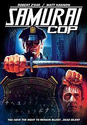 Alle Infos zu Samurai Cop