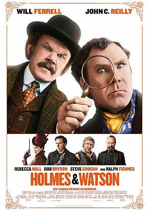 Alle Infos zu Holmes & Watson